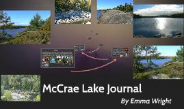 McCrae Lake Outdoor Trip