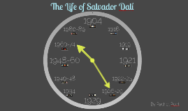 The Life of Salvador Dalí