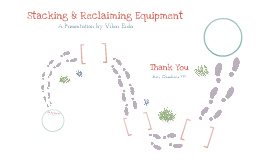Stacking & Reclaiming Equipment - Cycle 2