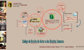 Código do Direito de Autor e dos Direitos Conexos