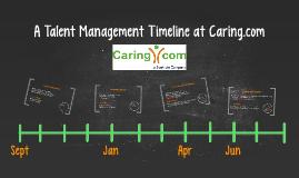 A Talent Management Timeline at Caring.com