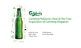 Carlsberg Malaysia's Deal of The Year