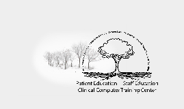 Staff Education Tree