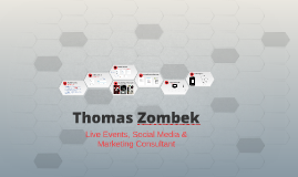 Thomas Zombek - Event Portfolio Presentation