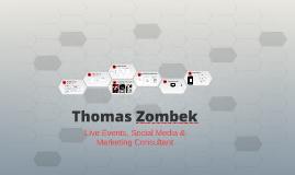 Thomas Zombek - Event Portfolio Presentation