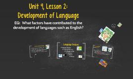 Unit 10, Lesson 2: