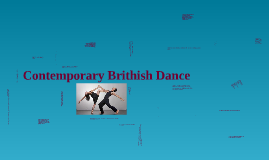 Contemporary British Dance