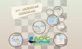 AOC... GROWING AND GROWING AND...