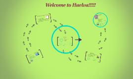Welcome to Huelva (Andalucía)