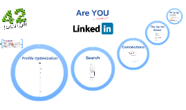 Are You LinkedIn? - 42 Business Network