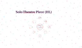 Solo Theatre Piece (HL)