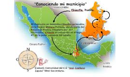 PROYECTO MUNICIPIO DE CHIAUTLA