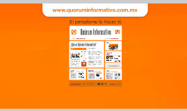 Copy of Quórum Informativo