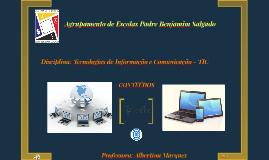 Copy of Copy of Agrupamento de Escolas Padre Benjamim Salgado