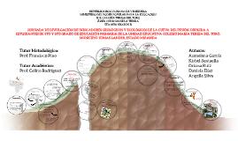 JORNADA DE DIVULGACIÓN DE INDICADORES GEOLÓGICOS Y ECOLÓGICO
