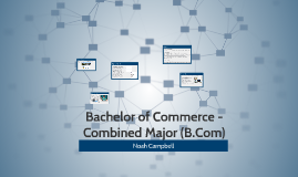 Bachelor of Commerce-Combined Major