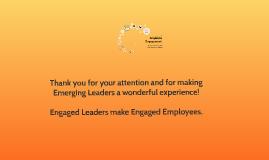 Employee Engagement: