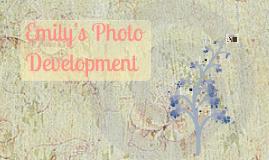 Emily's Photo Development