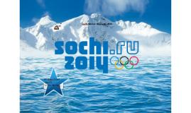 Sochi Winter Olympic 2014