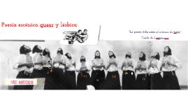 """Txus García: """"Poesía escénica queer y lésbica actual. una aproximación desde las bambalinas"""""""