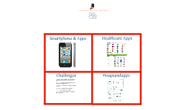 An overview of Healthcare Apps in the UK