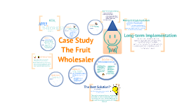 Case Study - The Fruit Wholesaler
