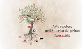 Arte e potere nell'America del primo Novecento