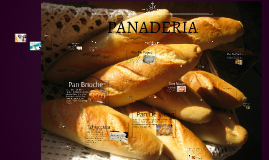 Copy of PANADERIA