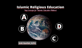Copy of Religious Education - Key Concepts