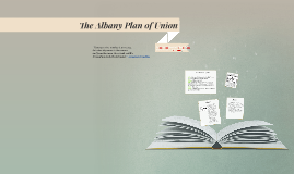 Copy of The Albany Plan of Union