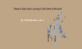 "Theme of Jules Verne's ""Journey to the Center of the Earth"""