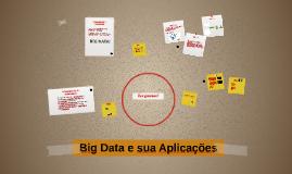 Big Data e Aplicações