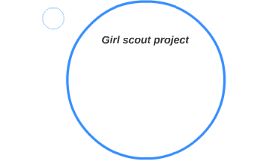 Girl scout progect