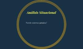 Análisis Situacional