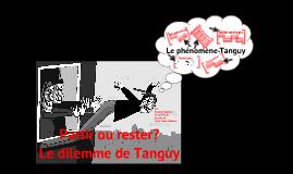 Phénomène Tanguy
