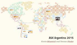 Copy of ASK Argentina 2015