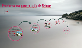 Copy of Problema na construção de Usinas