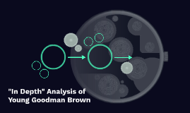 """""""In Depth"""" Analysis of Young Goodman Brown"""