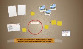 Análisis de los Fondos de Inversiones de la República Domini