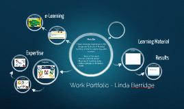 Work Portfolio - Under Construction