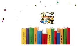 Copy of Welcome to Kindergarten