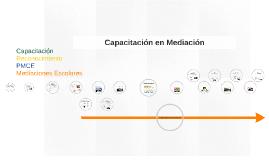 Copy of Capacitación en Mediación Escolar e Implementación del PMCE