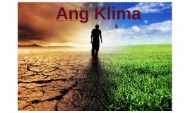 Ang Klima