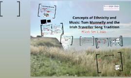 MC203_Ethnomusicology_Concepts of Ethnicity_Irish Traveller Song
