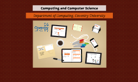 Computing and Computer Science