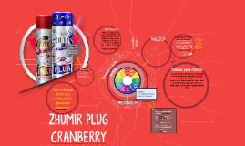 ZHUMIR PLUG CRANBERRY