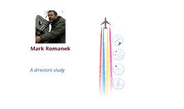 Mark Romanek, Directors Study