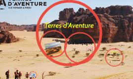 Terre d'aventure