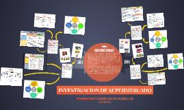 INVESTIGACION DE SUPERMERCADO UNICAH
