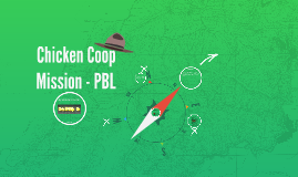 Copy of Chicken Coop Mission - PBL